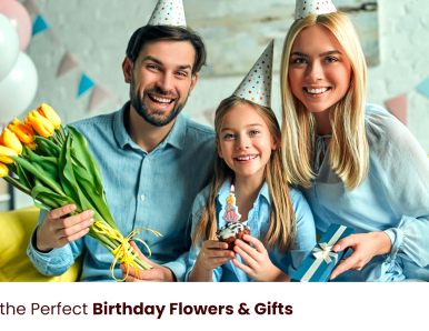 Choosing the Perfect Birthday Flowers & Gifts