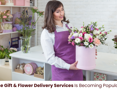 Why Online Gift & Flower Delivery Services Is Becoming Popular In Dubai