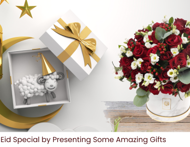 Make This Eid Special by Presenting Some Amazing Gifts
