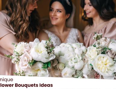 Best and Unique Wedding Flower Bouquets Ideas
