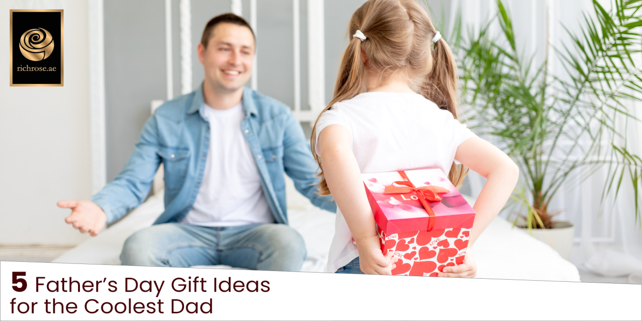 5 Father's Day Gift Ideas for the Coolest Dad