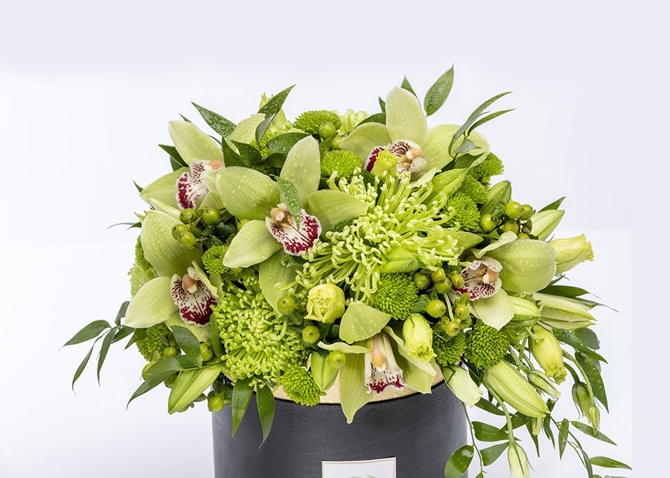 BISSAU- Mix Flowers in a Box