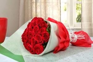 SARAJEVO- Exotic Red Roses Bouquet