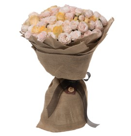 DODOMA- Sweet Heart Rose Bouquet